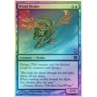Wind Drake (Foil) available at 401 Games Canada