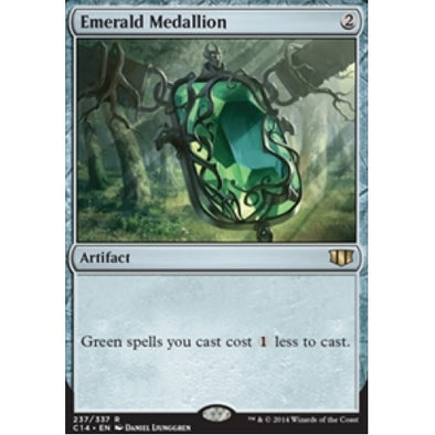 Emerald Medallion (C14) available at 401 Games Canada