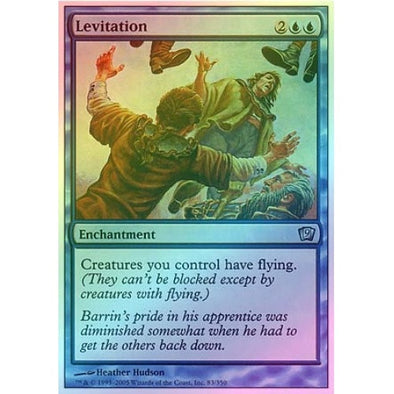 Levitation (Foil) available at 401 Games Canada