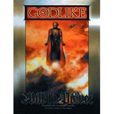 Godlike - Will to Power - 401 Games