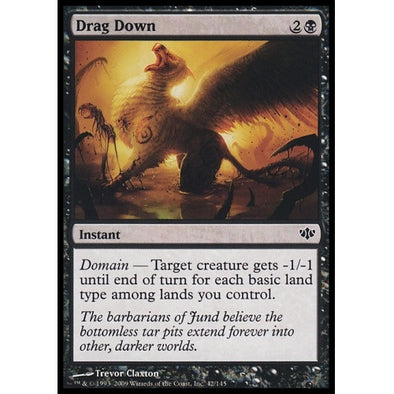 Drag Down (CON) - 401 Games