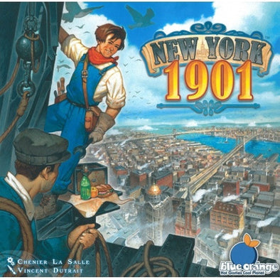 New York 1901 - 401 Games