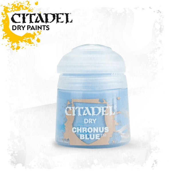 Citadel Dry - Chronus Blue - 401 Games
