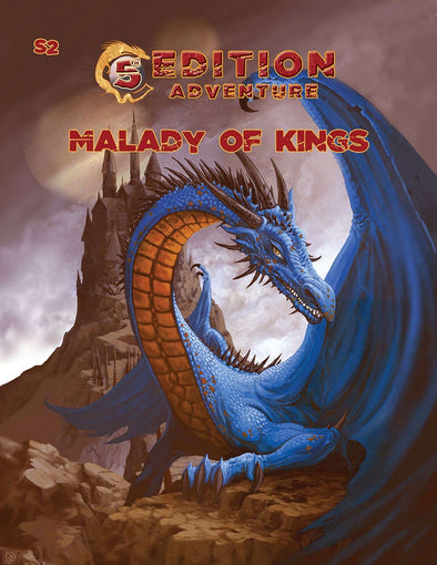 5th Edition Adventures S2: Malady of Kings - 401 Games