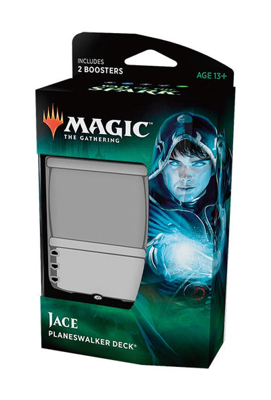Buy MTG - War of the Spark - Planeswalker Deck - Jace and more Great Magic: The Gathering Products at 401 Games