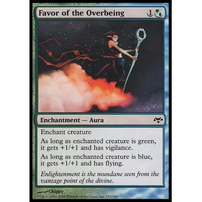 Favor of the Overbeing (EVE) available at 401 Games Canada