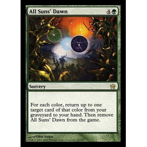 All Suns' Dawn (5DN) - 401 Games