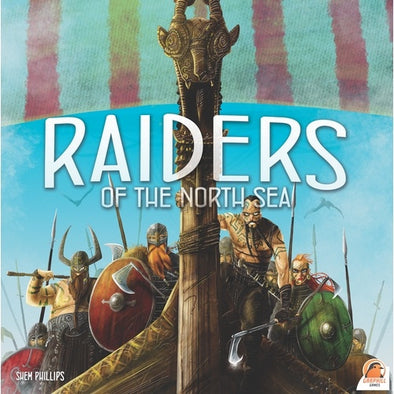 Raiders of the North Sea - 401 Games