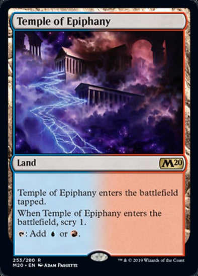 Temple of Epiphany (M20) - 401 Games