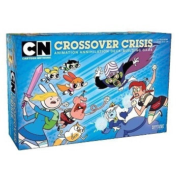 Buy Cartoon Network - Crossover Crisis - Animation Annihilation Deck Building Game and more Great Board Games Products at 401 Games