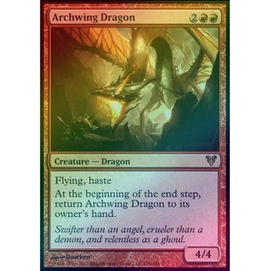 Archwing Dragon (Foil) (AVR) - 401 Games