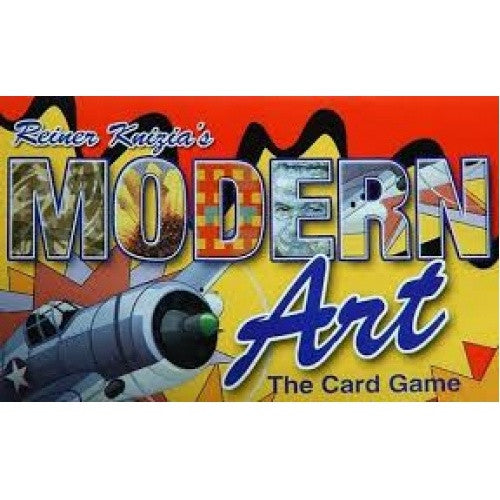 Modern Art - Eagle Games Edition - 401 Games