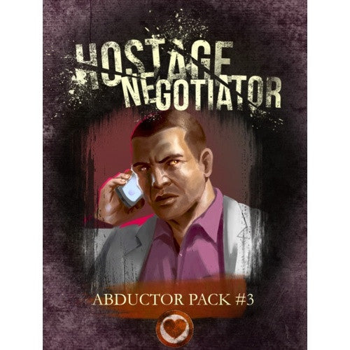 Hostage Negotiator - Abductor Pack #3 available at 401 Games Canada