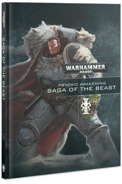 Warhammer 40,000 - Psychic Awakening - Saga of the Beast available at 401 Games Canada