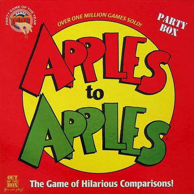 Apples to Apples - Party Box - 401 Games