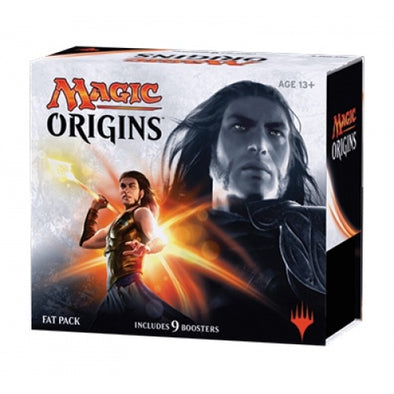 Buy MTG - Origins - Fat Pack and more Great Magic: The Gathering Products at 401 Games