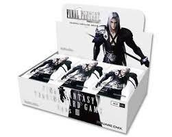 Final Fantasy TCG - Opus 3 Booster Box - 401 Games