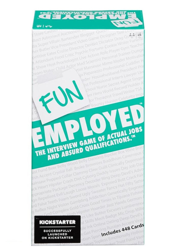 FunEmployed - 401 Games