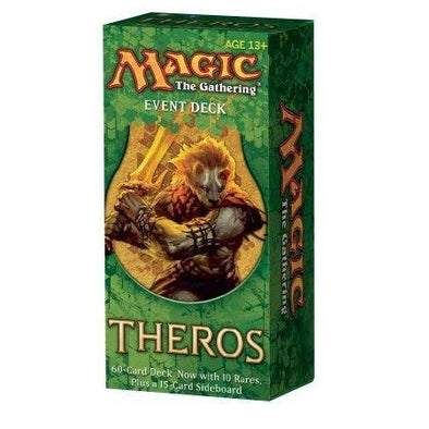 Buy MTG - Theros - Event Deck - Inspiring Heroics and more Great Magic: The Gathering Products at 401 Games