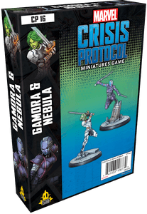 Marvel - Crisis Protocol - Gamora & Nebula available at 401 Games Canada