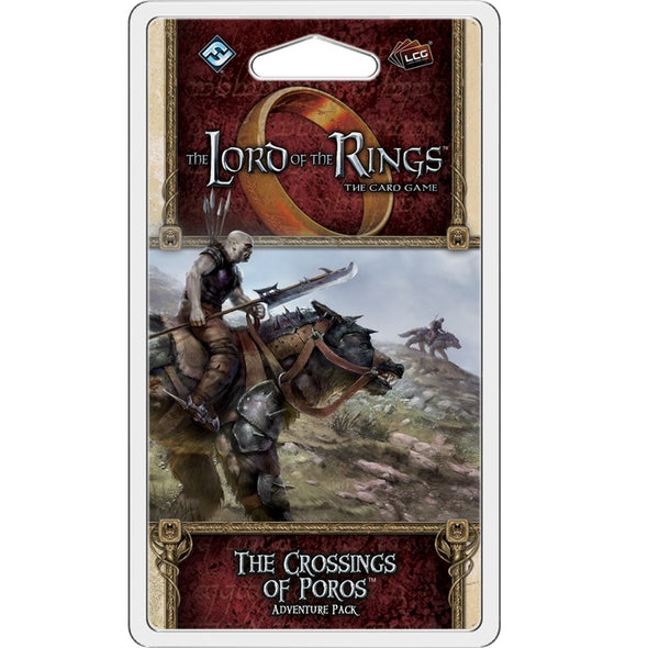 Lord of the Rings - The Card Game - The Crossings of Poros - 401 Games