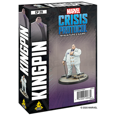 Marvel - Crisis Protocol - Kingpin available at 401 Games Canada