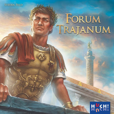 Buy Forum Trajanum and more Great Board Games Products at 401 Games