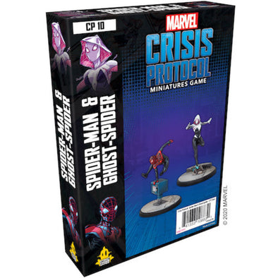Marvel - Crisis Protocol - Ghost-Spider & Spider-Man - 401 Games