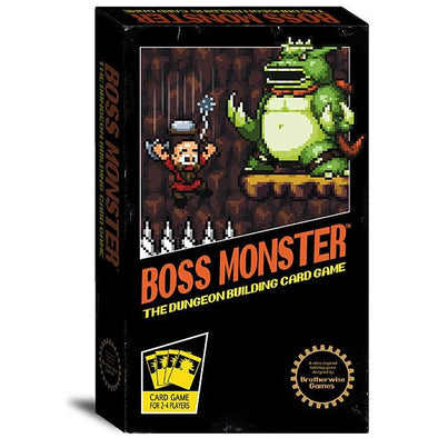 Buy Boss Monster and more Great Board Games Products at 401 Games