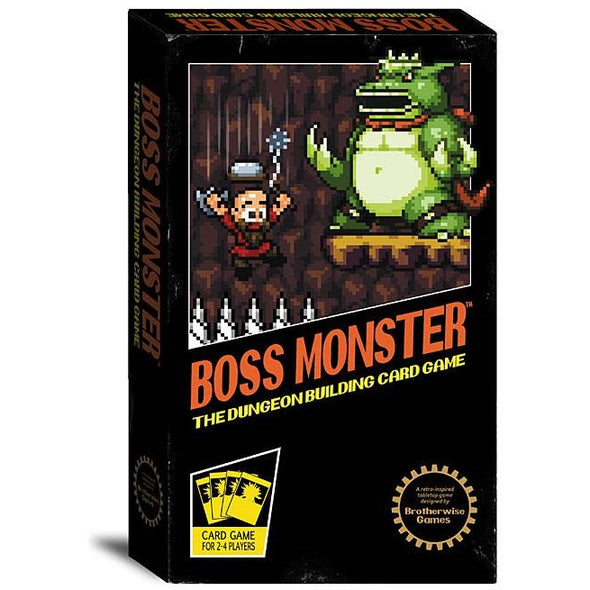 Boss Monster - 401 Games