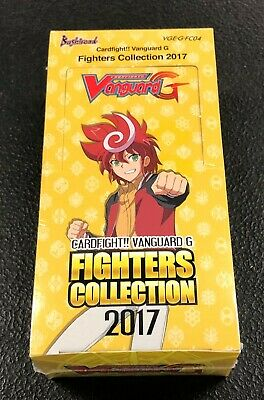 Cardfight!! Vanguard - GFC2017 - Fighters Collection 2017 available at 401 Games Canada