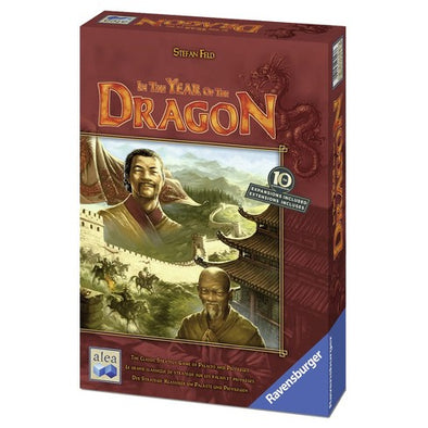 Buy In the Year of the Dragon - 10th Anniversary and more Great Board Games Products at 401 Games