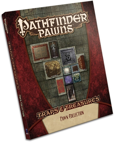 Pathfinder Pawns - Traps and Treasure Collection