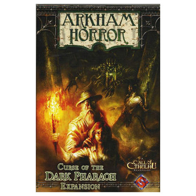 Arkham Horror - Curse of the Dark Pharaoh - 401 Games