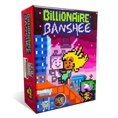 Buy Billionaire Banshee and more Great Board Games Products at 401 Games