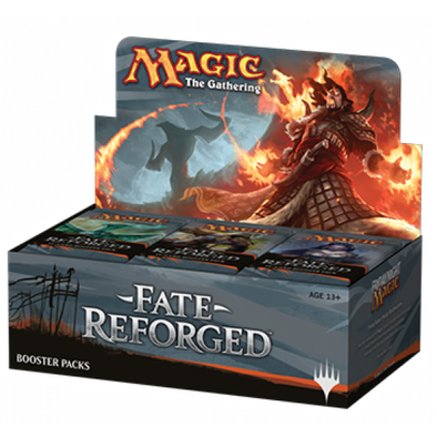 Buy MTG - Fate Reforged English Booster Box and more Great Magic: The Gathering Products at 401 Games