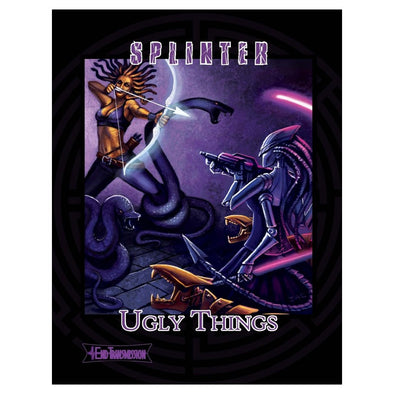 Splinter - Ugly Things available at 401 Games Canada