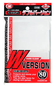 Buy KMC Standard Clear 80 Ct Sleeves and more Great Sleeves & Supplies Products at 401 Games