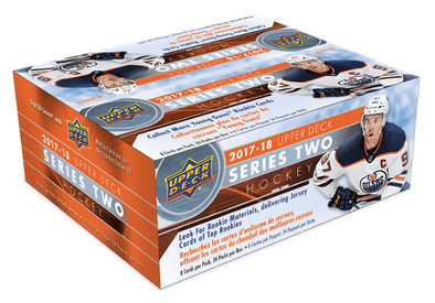 Buy 2017-18 Upper Deck Series 2 Hockey Retail Box and more Great Sports Cards Products at 401 Games