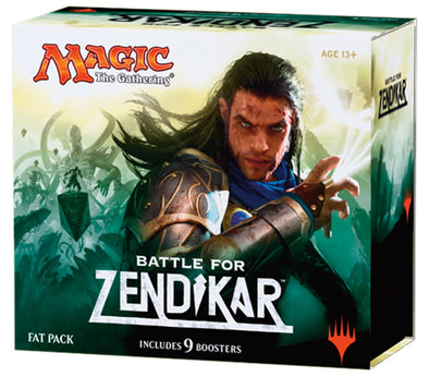 Buy MTG - Battle for Zendikar - Fat Pack and more Great Magic: The Gathering Products at 401 Games