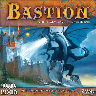 Buy Bastion and more Great Board Games Products at 401 Games