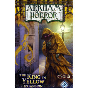 Arkham Horror - King in Yellow - 401 Games