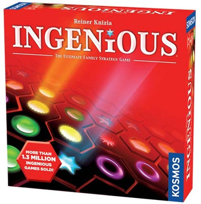 Ingenious (Kosmos Edition) available at 401 Games Canada