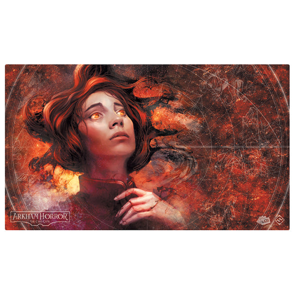Arkham Horror Card Game - Across Space and Time Playmat - 401 Games