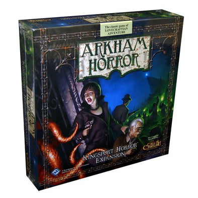 Arkham Horror - Kingsport Horror - 401 Games