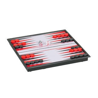 Backgammon - 10 Inch Magnetic - Wood Expressions - 401 Games