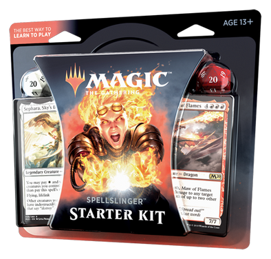 MTG - Core Set 2020 Spellslinger Starter Kit - 401 Games