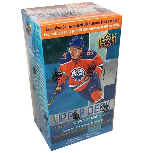 Buy 2016-17 Upper Deck Series 1 Hockey Blaster (Oversize Card) and more Great Sports Cards Products at 401 Games