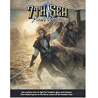 7th Sea - Pirate Nations - 401 Games