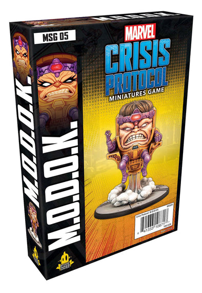 Marvel - Crisis Protocol - MODOK available at 401 Games Canada